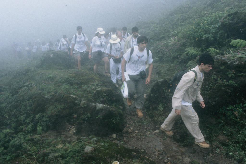 Panama Jack Ruta BBVA 1993: Expedición de las Hibueras
