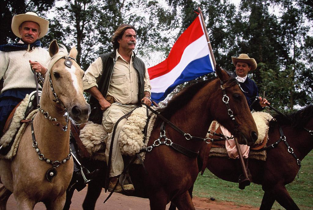 Panama Jack Ruta BBVA 1994: Hacia el mundo Guaraní