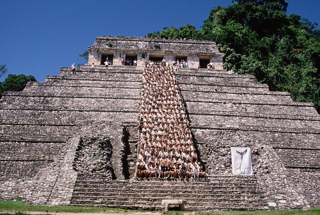 Panama Jack Ruta BBVA 1997: Primera Expedición Científica a América