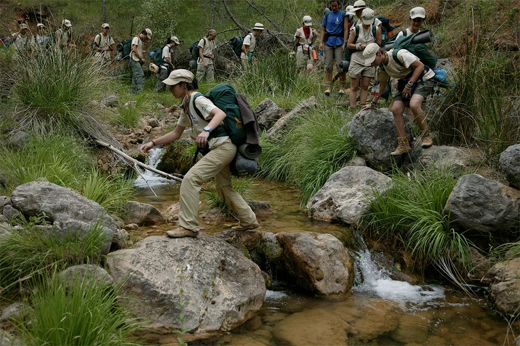 Panama Jack Ruta BBVA 2008: La Selva del Río de los Cocodrilos